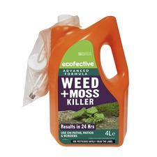 Weed & Moss Killer - 1 Pack (4 Litre) ORGANIC