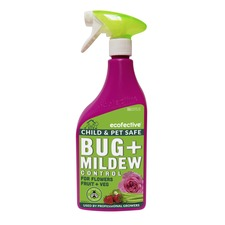 Ecofective Bug + Mildew Control - 2 Bottles