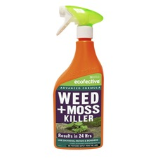 Weed & Moss Killer - 1 Pack (1 Litre) ORGANIC