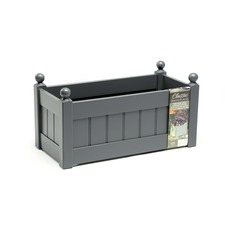 """Classic Trough 26"""" Heritage Charcoal"""