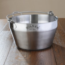 Kilner Steel Preserving Pan 8 litre - 598603