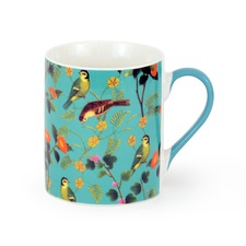 Fine China Mug - Flora and Fauna Collection