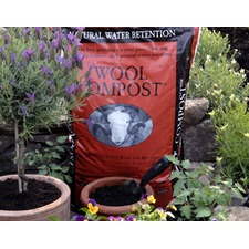 Wool Compost - 30 Litres (20 Bags)