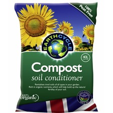 Earth Cycle Compost Soil Conditioner (20 Bags of 40 Litre)