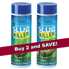 ADVANCED SLUG KILLER (2 x 575g packs)