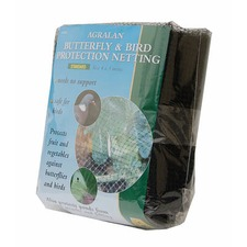 BUTTERFLY AND BIRD NETTING 2 x 10m ABNT