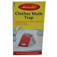 CLOTHES MOTH TRAP CLMT