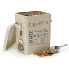 BIRD FEED TIN, Jersey Cream BXCS
