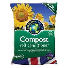 EARTH CYCLE COMPOST SOIL CONDITIONER, 40 litres ECMP