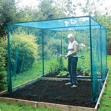 FRUIT CAGE Heavy Duty 2.0m x 2.0m x 4.0m FCHD2