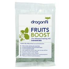 FRUITS BOOST PLANT STRENGTHENER, 40g sachet DRFB