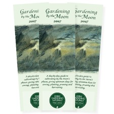 GARDENING BY THE MOON CALENDAR 2017 Michael Littlewood BKLU17