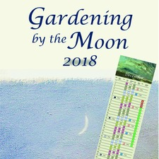 GARDENING BY THE MOON CALENDAR 2018 Michael Littlewood BKLU18