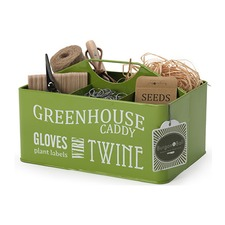 GREENHOUSE CADDY, Lime BXTG
