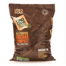 CARBON GOLD GROCHAR All Purpose Compost, 20 litres CGAP