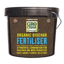 CARBON GOLD GROCHAR Fertiliser, 2.5kg bucket CGFE