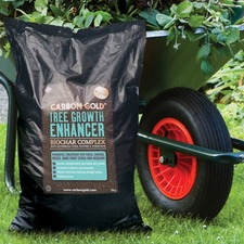 CARBON GOLD GROCHAR Tree Soil Improver, 5kg pack CGTG
