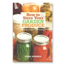 HOW TO STORE YOUR GARDEN PRODUCE Piers Warren BKHS
