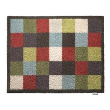 HUG RUG Eco Barrier Mat, Check 10 HRCK