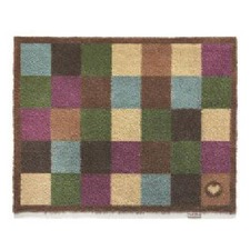 HUG RUG Eco Barrier Mat, Check 14 HRCC