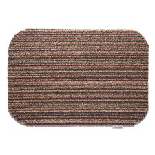 HUG RUG Eco Barrier Mat Original Plain, Candy Stripe HRCS