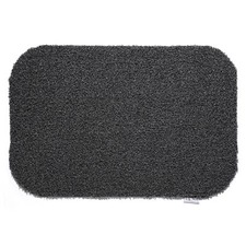 HUG RUG Eco Barrier Mat Original Plain, Charcoal HRCH