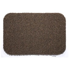 HUG RUG Eco Barrier Mat Original Plain, Coffee HRCO