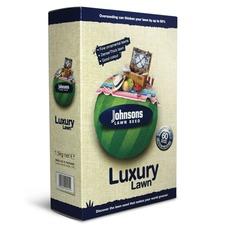 GRASS MIX Luxury Lawn, 500g pack (non organic) GMLL1