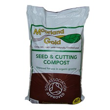 MOORLAND GOLD SEED COMPOST, 40 litre MGSC