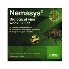 NEMASYS VINE WEEVIL KILLER, 100sqm pack BCVW2