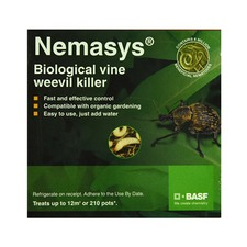 NEMASYS VINE WEEVIL KILLER, 12sqm pack BCVW