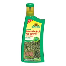 ORGANIC MOSS CONTROL FOR LAWNS, 1 litre NEMC