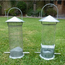 PAGODA ROOF NUT AND SEED FEEDERS, set 2 KBPP