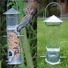 PAGODA ROOF SEED FEEDER Large KBPS2