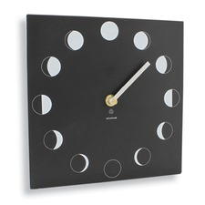 RECYCLED ECO MOON PHASE CLOCK RPMP