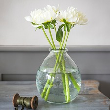 RECYCLED GLASS Large Vase RVLA