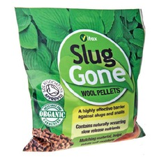 SLUG GONE WOOL PELLETS SDAG