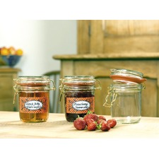 Set of 3 500ml Mason Jars - 582078