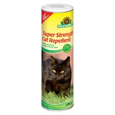 SUPER STRENGTH CAT REPELLENT GRANULES, 500g pack NECR