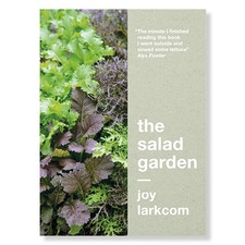 THE SALAD GARDEN Joy Larkcom BKJL
