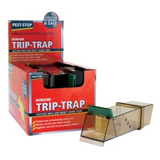 TRIP TRAP Live Catch Mouse Trap LCMT