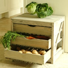 WOODEN VEGETABLE STORE VGST