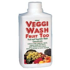 VEGGI WASH Concentrate, 500ml VWCO