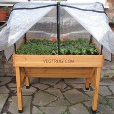 VEGTRUG Frame and Greenhouse Cover VTGC