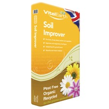 VITAL EARTH SOIL IMPROVER, 50 litres VESO