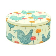 Rabbit & Cabbage Storage Tin Trio