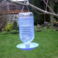 Bird Feeder and Hydration Station Combo