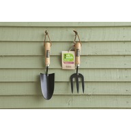 Carbon Steel Hand Trowel and Fork